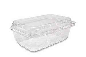 Clear Plus Packaging, Item # P-500B-SS